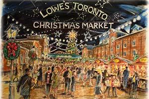 Christmas In Toronto Canada.Toronto Christmas Market Canada Week